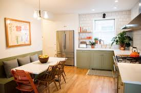 Green Kitchen New York A Village Green Devol Kitchen In Brooklyn New York The Devol