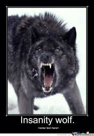 Insanity Wolf Meme - insanity wolf by recyclebin meme center