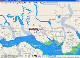 Intracoastal Waterway Map Sailing Topics
