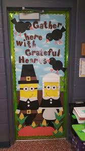 the 25 best thanksgiving classroom door ideas on