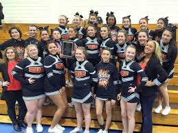 the day montville cheerleaders have successful season news