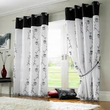 Window Curtains How To Select The Right Window Curtains In Your Interior Decoration