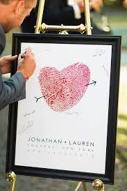guest sign in ideas the 5 easiest projects to diy for your wedding weddings