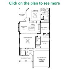 chesmar homes floor plans bergen plan chesmar homes houston