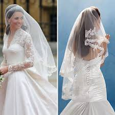 wedding veils from kate to 12 inspired wedding veils we