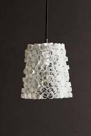 Feature Lighting Pendants Grey Cylinder Pendant Light