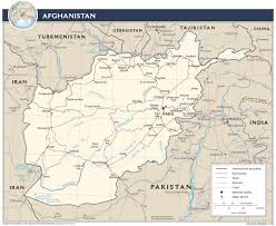 World Map With Cities Afghanistan Map Blank Political Afghanistan Map With Cities