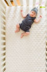 greenbuds organic crib mattress pad well rounded ny