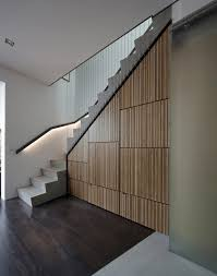 Apartment Stairs Design Apartment Stairs Staircase Contemporary With Art Work Polyester