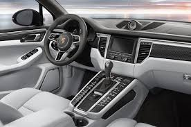 porsche inside most recent porsche macan 2015 design and style bernspark