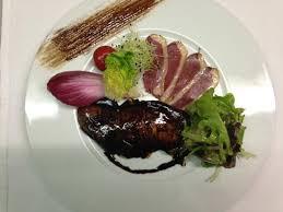 fleur de thym cuisine escalope de foie gras picture of la fleur de thym contes