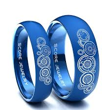 doctor who wedding ring doctor who ring