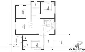 square feet to meters this house plan is designed to be built in 84 square meters
