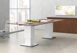 modern standing desk height adjustable