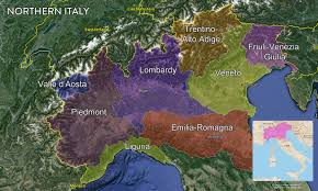 Bologna Italy Map by Map Italian Wine Regions U2014 Tenzing