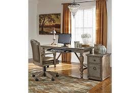 ashley furniture writing desk ashley tanshire home office desk chair h688 01a ashleyfurniture