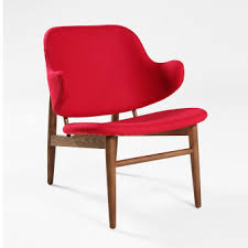 Mid Century Modern Fabric Reproductions Lounge Chair Sale