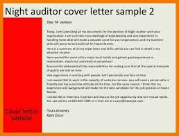 chart auditor cover letter