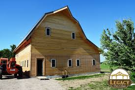 Gambrel Barns by New Gambrel Project In South Dakota