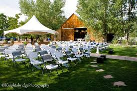 Wedding In The Backyard Amy U0027s Courtyard Wedding Venue Events Palisade Grand Junction