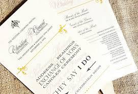 fan style wedding programs shabby chic paddle fan wedding programs