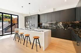 grey kitchen walls with light wood cabinets gray kitchen cabinets color psychology design ideas