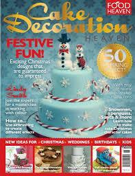 Cake Decorating Heaven Magazine Cake Decoration Christmas 13