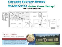 weston xtreme floor plan