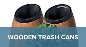 commercial trash receptacles waste containers recycling bins