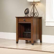 Wrought Iron And Wood Nightstands Iron Nightstand Ebay