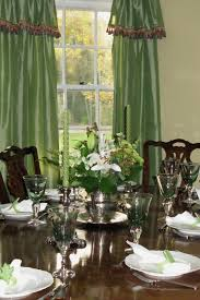 dining rooms in green home decoration ideas