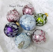 252 best painting mud clark images on glass ornaments