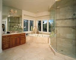 Marble Bathroom Tile by Crema Marfil Marble Cream