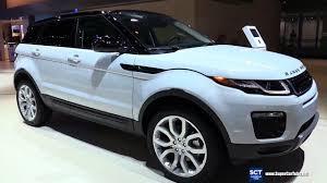 range rover 2017 2017 range rover evoque se premium exterior and interior