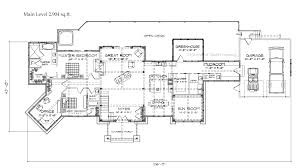 pheasant ridge timber frame home floor plan