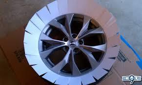 diy how to plasti dip your wheels 9th generation honda civic forum