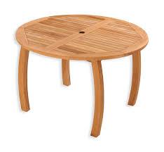 round teak dining table jakarta teak dining table tortuga outdoor of georgia
