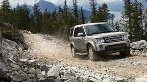land rover off road lr4