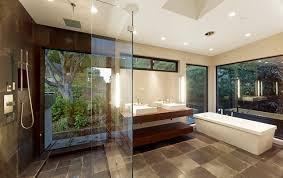 Contemporary Modern Bathrooms Mill Valley Contemporary Master Bath Modern Bathroom San