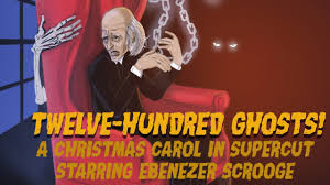 twelve hundred ghosts a carol in supercut 400