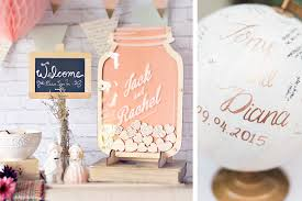 unique guest book ideas for wedding 13 unique wedding guest book ideas onefabday