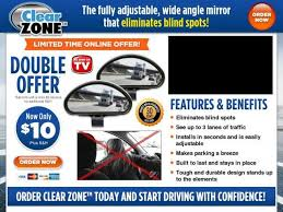 Where To Install Blind Spot Mirror Clear Zone Reviews Too Good To Be True