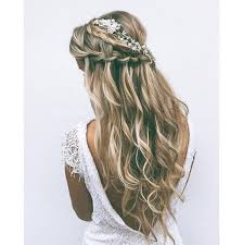 25 unique long curly bridal hair ideas on pinterest down curly