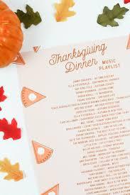printable thanksgiving dinner playlist let s mingle