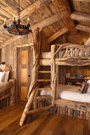 Log Home Decorating How To Design A Rustic Bedroom That Draws You In Cabin Bunk Beds