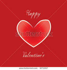 s card valentines card line heart all you stock vector 243710299