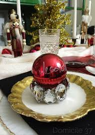 easy to create ornament place setting domicile 37