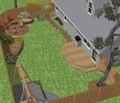 Simple Backyard Landscaping Ideas Simple Landscaping Ideas For Backyard