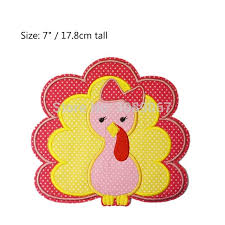 aliexpress buy 7 large turkey princess pink thanksgiving
