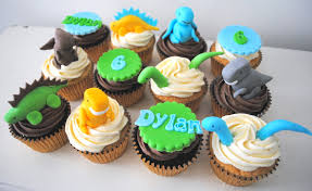 dinosaur cupcakes dinosaur birthday party cupcakes image inspiration of cake and